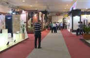 Vitória Stone Fair reúne mais de 300 expositores de mármore e granito