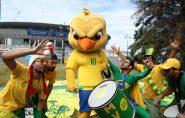 Fifa envia advertência ao Brasil e dispara multas nas oitavas da Copa