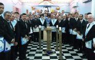 Rogério Barbosa é reconduzido ao cargo de Venerável Mestre da Loja Maçônica Silas Costa Camargo