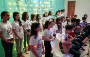 Educando com Harmonia: apresentação de Recital lota Casa da Cultura de Barra de São Francisco