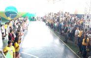 Campeonato Interclasse movimenta Escola João Bastos durante a Copa