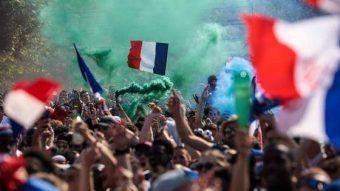 França vence Croácia por 4 a 2 na final da Copa e é bicampeã mundial