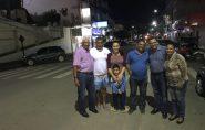 Após 42 anos sem se ver, familiares se reencontram em Barra de São Francisco