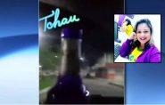 ES: vídeo mostra vítima de acidente dirigindo com cerveja na mão