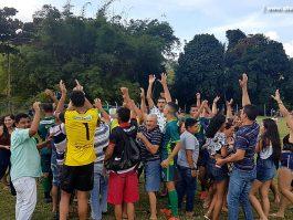 Pinheiros de Água Claras é campeão da Copa Regional 2018