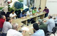 Secretários participam de encontro em Nova Venécia para discutir renegociação de dívidas dos agricultores