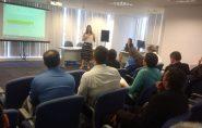Prefeito de Barra de São Francisco participa de reunião sobre Financiamento à Infraestrutura e ao Saneamento