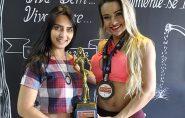 Francisquense Jéssyca Ulich estará no Campeonato Brasileiro de Fisiculturismo