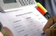 Registro de pesquisas eleitorais cai 37% em 2018