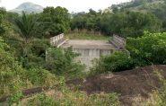 Pontes inacabadas prejudicam transporte de produção agrícola em Nova Venécia