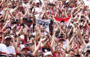 São Paulo vence Vasco e assume liderança do Campeonato Brasileiro