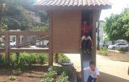 Dia do Estudante: alunos de Barra de São Francisco ganham viagem cultural à Santa Teresa. Confira as fotos