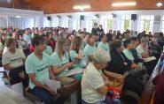 Seminário de Saúde Natural reúne 22 municípios em Vila Pavão