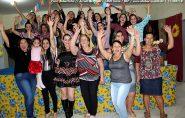 Crianças do CMEI Irene Ribeiro fizeram bonito no Arraiá do Papai; confira as fotos