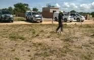 Dez casas são demolidas em ocupação de Guriri