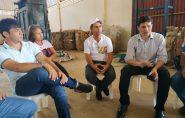 Reunião com Catadores de Materiais Recicláveis traça rumos para projeto de coleta seletiva em Barra de São Francisco