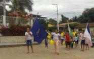 Moradores de Cedrolândia protestam contra descaso da prefeitura