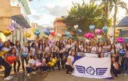 Estudantes de Mantenópolis participam da 10ª Edição do Deputado Jovem
