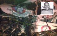 Capixaba morre em grave acidente no interior do Rio de Janeiro