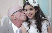 """EUA: com câncer terminal, pai pede para filha se """"casar"""" aos 11 anos"""