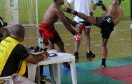 Francisquense Bruce Samurai vence campeonato de Muay Thai em Valadares; confira as fotos