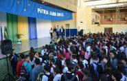 Semana da Pátria é comemorada com atividades especiais em escolas de Barra de São Francisco