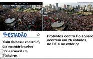 Eleitores de Bolsonaro dizem que manifestação de mulheres é Fake News