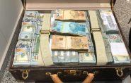 Brasil: dólares e relógios de luxo são apreendidos com filho de ditador africano