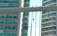 Governo anuncia instalação de barras de aço em toda a Terceira Ponte