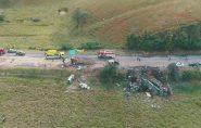 Justiça concede liberdade para donos de transportadora que provocou acidente com 23 mortos em Guarapari