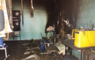 Incêndio suspende aulas em assentamento no Norte do Espírito Santo