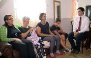 Família da Venezuela consegue ajuda de igreja para viver no Espírito Santo