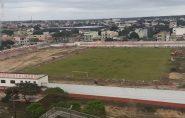 Estádio é demolido e dará lugar a hipermercado no Norte do Espírito Santo