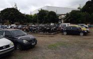 Mais de 800 veículos parados em pátios da Polícia Rodoviária do Espírito Santo vão a leilão