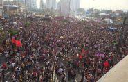 Protestos contra Bolsonaro ocorrem em 26 estados, no DF e no exterior