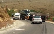 'Carmelita do Restaurante' sofre acidente em estrada de Ecoporanga
