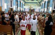 1º dia da festa da Paróquia São Francisco de Assis, confira as fotos