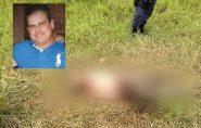 Corpo encontrado em Barra de São Francisco é de Adelmo Parreira