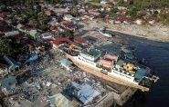 Número de mortos por terremotos e tsunami na Indonésia passa de 1.300