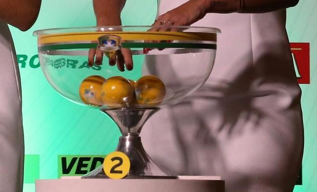 CBF realiza sorteio das oitavas de final da Copa do Brasil