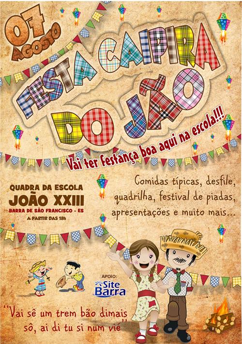 Cartaz-Festa-Caipira-Joao-XXIII-2015-sitebarra