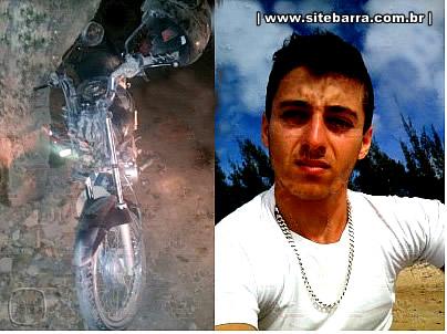 SiteBarra+Barra+de+Sao+Francisco+jovem morre acidente com moto nova venecia boa vista sitebarra0