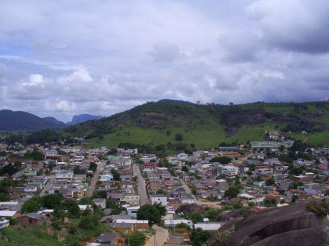Ecoporanga, extremo noroeste do Espírito Santo