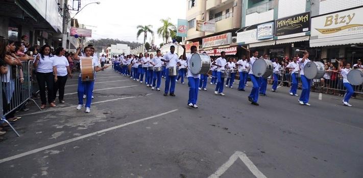 """Banda Marcial  inscrições abertas para o Projeto """"Educando com Harmonia"""" em  Barra de São Francisco 83a448d2d0e62"""