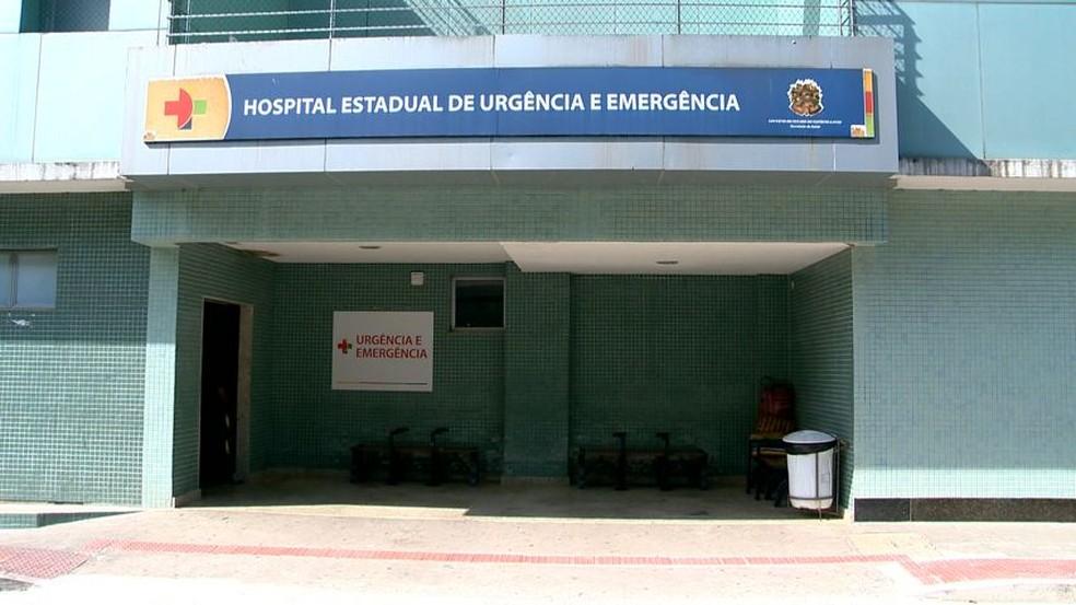 Mulheres estão internadas no Hospital Estadual de Urgência e Emergência, Vitória